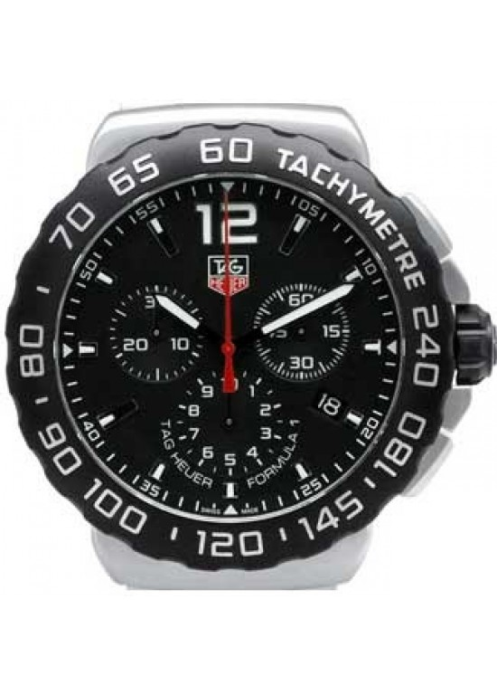 Tag Heuer Formula 1 Stainless Steel Mens Watch - WAU1110.BA0858-dial
