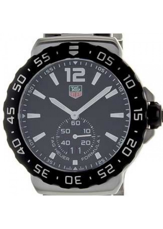 Tag Heuer Formula 1 Stainless Steel Mens Watch - CAU1110.BA0858-dial