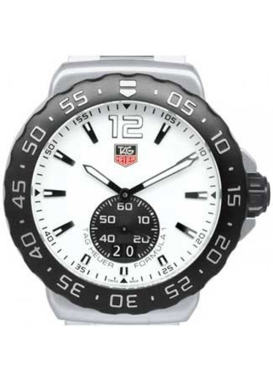 Tag Heuer Formula 1 Stainless Steel Mens Watch - WAU1111.BA0858-dial