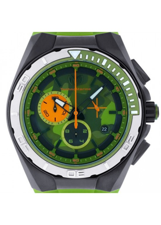 Technomarine Cruise Stainless Steel Mens Watch - 110070-dial