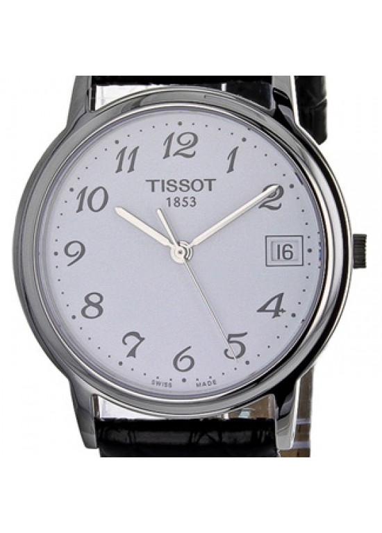 Tissot Carrera Stainless Steel Mens Watch - T85162112-dial
