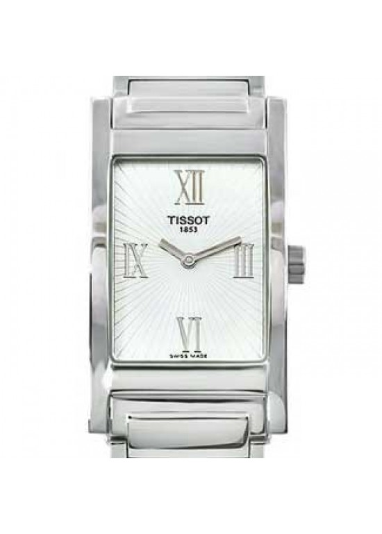 Tissot Happy Stainless Steel Mens Watch - T0163091103300-dial