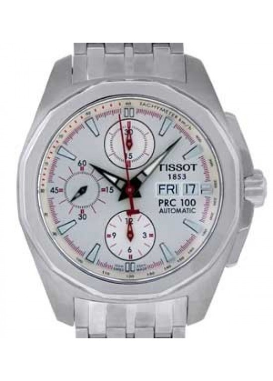Tissot PRC 100 Stainless Steel Mens Watch - T0084141103100-DIAL