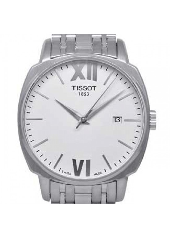 Tissot T-Lord Stainless Steel Mens Watch - T0595071101800-dial