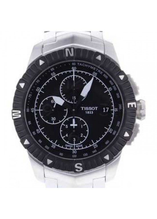 Tissot T-Navigator Stainless Steel Mens Watch - T0624271105700-dial