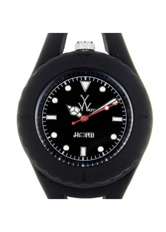 Toy Watch Jelly Plasteramic Ladies Watch - JL02BK-dial
