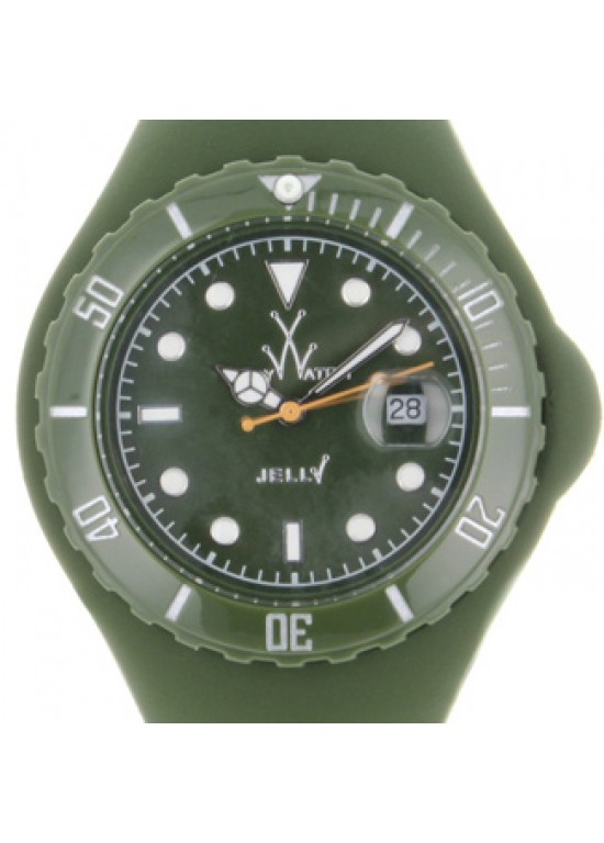 Toy Watch Jelly Plastic Unisex Watch - JTB20HG-dial