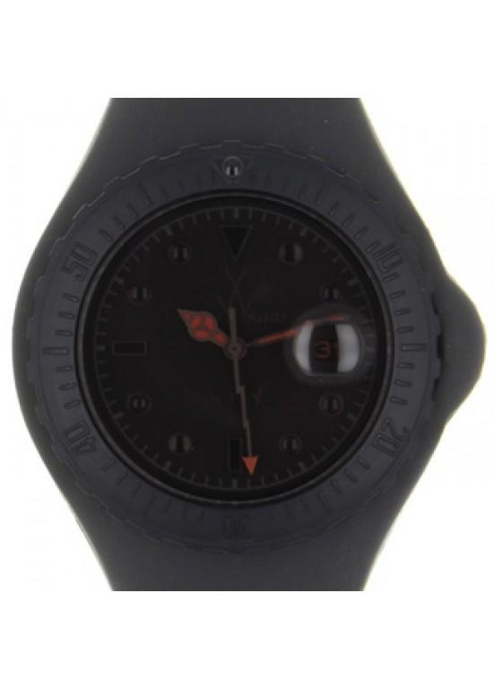 Toy Watch Jelly Plastic Unisex Watch - JYA04BK-dial