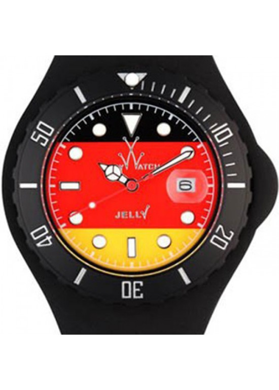 Toy Watch World Cup Resin Mens Watch - JYF06GE-dial
