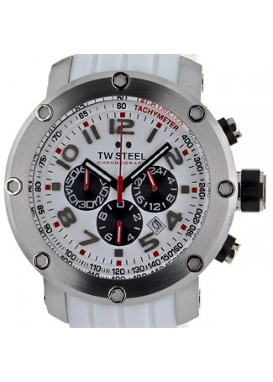 TW Steel Grandeur Stainless Steel Mens Watch - TW122-dial