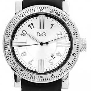 D&G Genteel Stainless Steel Mens Watch - DW0483-dial