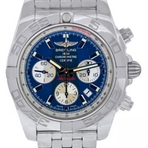 Breitling Chronomat Stainless Steel Mens Watch - AB011012/C788-dial