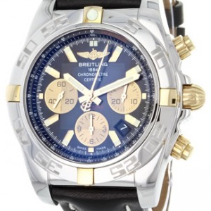 Breitling Chronomat Stainless Steel Mens Watch - IB011012/B968L-dial