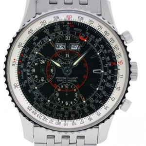 Breitling Navitimer Stainless Steel Mens Watch - A2133012/B571-dial