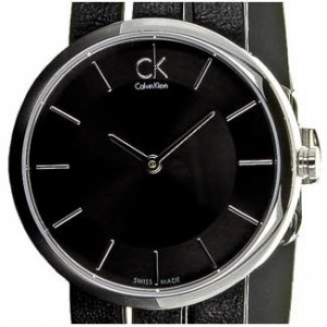 Calvin Klein Classic Stainless Steel Ladies - K2R2M1C1-dial