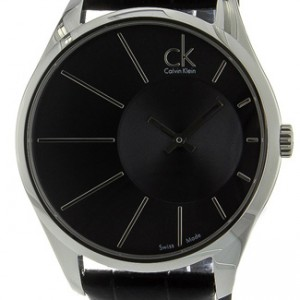 Calvin Klein Deluxe Stainless Steel Mens - K0S21107-dial