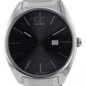 Calvin Klein Exchange Stainless Steel Mens - K2F21161-dial