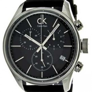 Calvin Klein Masculine Stainless Steel Mens - K2H27102-dial