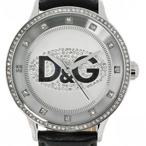 D&G Dolce and Gabanna Stainless Steel Ladies Watch - DW0503-Dial