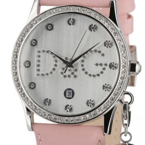 D&G Gloria Stainless Steel Ladies Watch - DW0009-dial