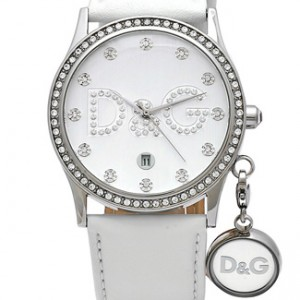 D&G Gloria Stainless Steel Ladies Watch - DW0091-dial