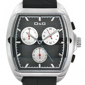 D&G Martin Stainless Steel Mens Watch - DW0429-dial