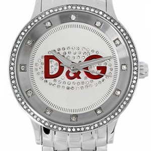 D&G Prime Stainless Steel Ladies Watch - DW0144-dial