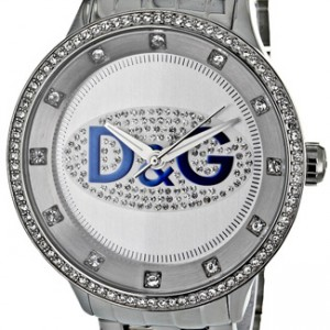 D&G Prime Time Stainless Steel Mens Watch - DW0133-dial