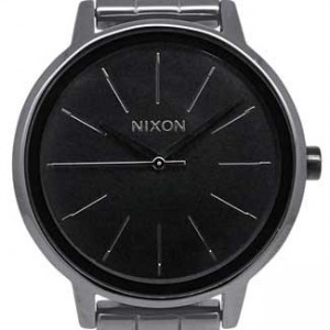 Nixon Kensington Ceramic Mens Watch - A261-000-dial