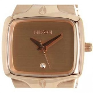 Nixon Player Stainless Steel Mens Watch - A140-690-dial