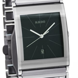 Rado Integral Stainless Steel Mens Watch - R20859202-Dial