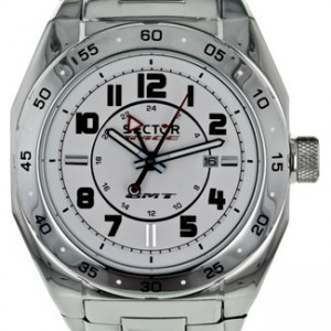 Sector Race Stainless Steel Mens Watch - 3253660045-Dial