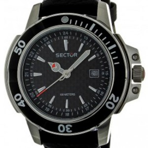 Sector Series 240 Stainless Steel Mens Watch - 3251240125-dial