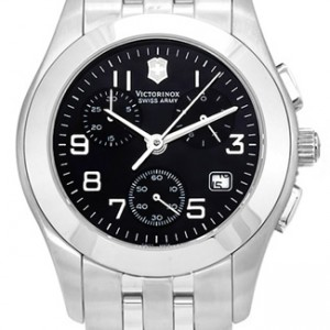 Swiss Army Alliance Stainless Steel Mens Watch - 241049-Dial