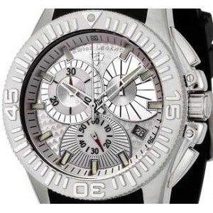 Swiss Legend Evolution Stainless Steel Mens Watch - SL-50064-02-dial