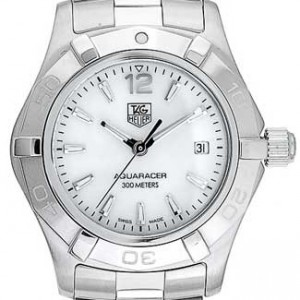 Tag Heuer Aquaracer Stainless Steel Ladies Watch - WAF1414.BA0823-dial