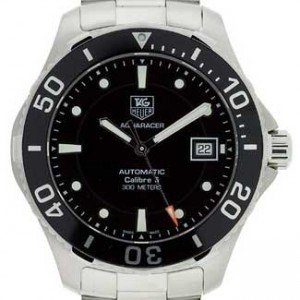 Tag Heuer Aquaracer Stainless Steel Mens Watch - WAN2110.BA0822-dial