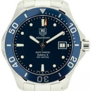 Tag Heuer Aquaracer Stainless Steel Mens Watch - WAN2111.BA0822-dial