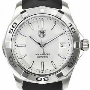Tag Heuer Aquaracer Stainless Steel Mens Watch - WAP1111.FT6029-dial