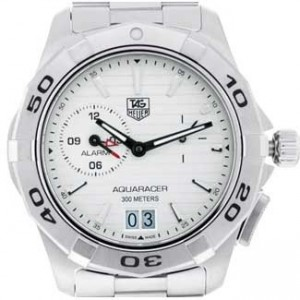 Tag Heuer Aquaracer Stainless Steel Mens Watch - WAP111Y.BA0831-dial