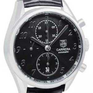Tag Heuer Carrera Stainless Steel Mens Watch -  CAS2110.FC6266-dial