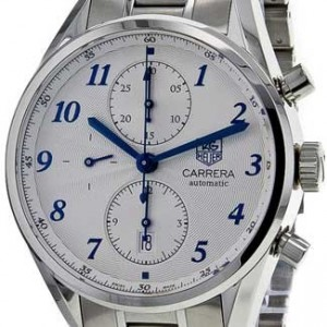 Tag Heuer Carrera Stainless Steel Mens Watch - CAS2111.BA0730-dial