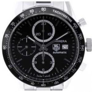 Tag Heuer Carrera Stainless Steel Mens Watch - CV2010.BA0794-dial