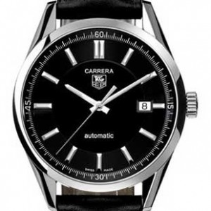 Tag Heuer Carrera Stainless Steel Mens Watch - WV211B.FC6202-dial