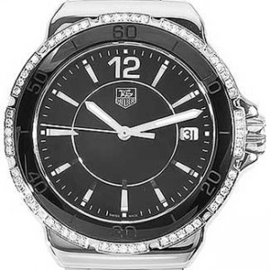 Tag Heuer Formula 1 Stainless Steel Ladies Watch - WAH1212.BA0859-dial