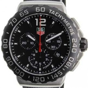 Tag Heuer Formula 1 Stainless Steel Mens Watch - CAU1110.FT6024-dial