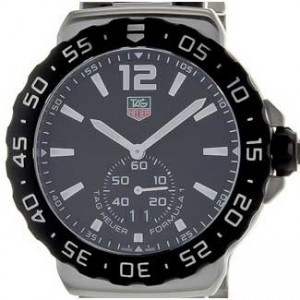 Tag Heuer Formula 1 Stainless Steel Mens Watch - CAU1110.BA0858-dial