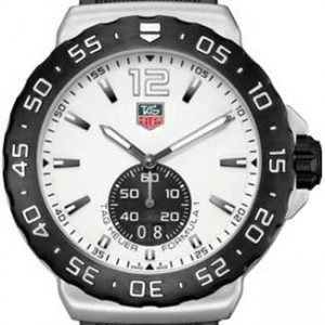 Tag Heuer Formula 1 Stainless Steel Mens Watch - WAU1111.FT6024-dial