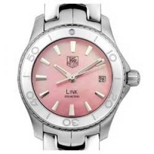 Tag Heuer Link Stainless Steel Ladies Watch - WJ1315.BA0573-dial