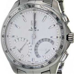 Tag Heuer Link Stainless Steel Mens Watch - CAT7011.BA0952-dial